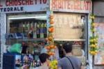 Bibite da 90 anni, chiosco storico a Palermo - di Gigi Petyx