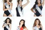 Miss Italia, le sei siciliane in concorso