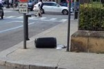 Palermo, vandali in via Liberta': divelti i cestini gettacarta