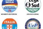 Elezioni regionali, i 47 simboli delle formazioni politiche