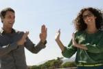Nuovo spot, Raul Bova e Teresa Mannino girano a Mondello
