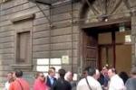 Palermo, sit in dei lavoratori del Coinres