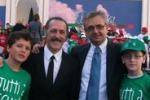 I ragazzi del Convitto di Palermo in visita al Quirinale