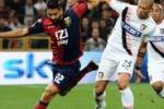 Buon Palermo, un punto a Genova: le immagini