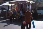 Palermo, coi vigili meno caos e irregolari al mercatino