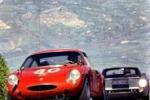 Auto storiche sulle strade della Targa