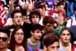 Studenti e professori contro i tagli a Palermo