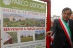Palermo accoglie Parco Uditore: le foto dell'apertura