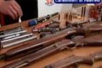 """""""Fabbricava armi clandestine"""", pensionato arrestato a Palermo"""