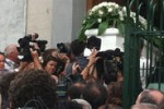 I funerali di Carmela a Palermo, le immagini