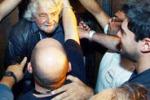 Beppe Grillo, comizio a Palermo: le immagini
