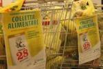 Colletta alimentare, iniziative nei supermercati