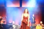 Dulce Pontes, la cantante portoghese strega Palermo