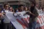 Palermo, studenti e Gesip ancora insieme in piazza