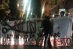 Palermo, manifestazione di studenti in centro