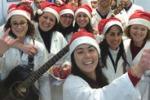Un sorriso per chi soffre: coro natalizio al Cervello di Palermo