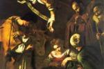Mostra a Palermo sulla Nativita' del Caravaggio
