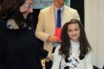 Scrittrice a 11 anni: premiata a Lascari