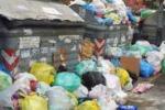 Palermo, in provincia strade invase dai rifiuti