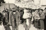 Terremoto del Belice, la protesta del 1977 - di Gigi Petyx