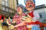 Festa conclusiva del Carnevale: la sfilata dei carri in Sicilia