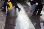 Cronache loro. Pioggia a Palermo, disagi in via Stabile