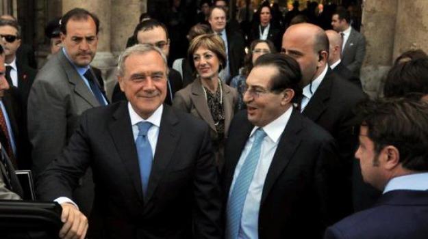 partito democratico, presidente regione sicilia, Leoluca Orlando, Piero Grasso, Sicilia, Politica