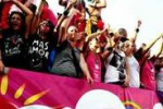 Gay Pride, un serpentone colorato lungo le strade di Palermo