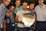 Tornei di calcio a 7 Epic League, premiati a Palermo i vincitori