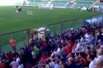Palermo, primo allenamento al Barbera: in 6 mila ad accoglierlo