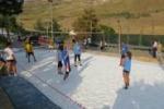 Sagra del Salgemma a Petralia Soprana: si gioca a volley sul sale