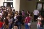 Università di Palermo, secondo giorno di test