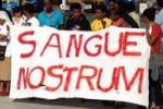 Naufragio, bare a Porto Empedocle: rabbia e commozione