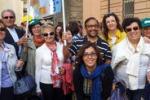 Il Papa benedice la prima pietra della chiesa per don Puglisi