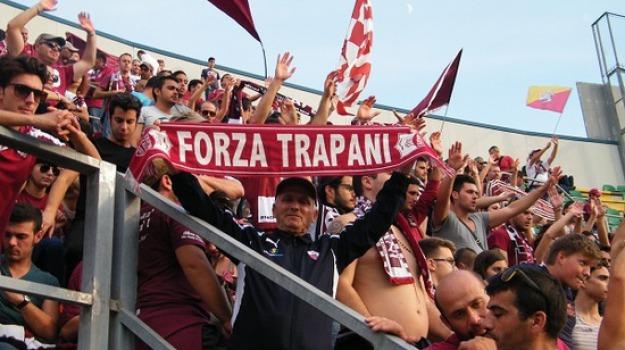 Calcio, coppa italia, Viterbese Trapani, Trapani, Calcio