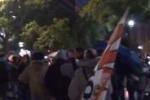 Manifestazione No Muos: tensione a Palermo