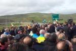 Inaugurato lo svincolo Irosa sulla A19