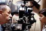 Dal Sol Levante a Palazzo Adriano: 4 giapponesi in piazza proiettano Nuovo Cinema Paradiso