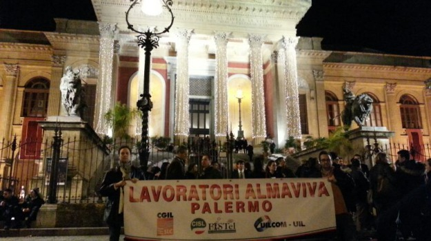 almaviva, call center, catania, Catania, Economia