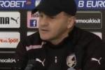 """Palermo, Iachini: """"La promozione è ancora lontana"""""""