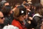 Tgs. Palermo, studenti visitano i teatri ma li trovano chiusi