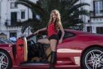 Gran galà della Moda, a Palermo sfila la donna Ferrari