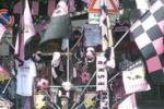 Festa rosanero già iniziata, gli scatti di un lettore per Palermo