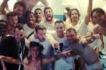 La festa del Palermo: Dybala e compagni su Istangram