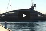 Yacht extra lusso fa tappa a Palermo: le immagini