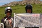 Il Motogiro di Sicilia fa tappa a Gangi: le immagini