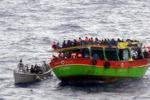 Soccorsi a Capo Passero: tra i migranti anche 100 bambini