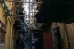 Palermo, nuovo crollo alla Vucciria: le immagini
