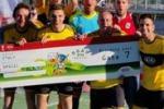 """Palermo, i ragazzi dell'All Stars vincono il """"Kia Road to Brazil"""""""