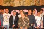 Serie A, festa rosanero a Caccamo con Iachini e non solo